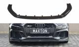 Spoiler pod přední nárazník AUDI RS3 8V FACELIFT SPORTBACK 2017-