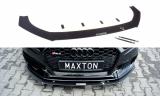 Spoiler pod přední nárazník AUDI RS3 8V FACELIFT SPORTBACK 2017 -