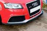 Spoiler pod přední nárazník Audi RS3 8P 2011- 2012