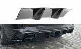 Středový spoiler pod zadní nárazník Audi RS3 8V FL Sportback 2017 -