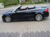 Nástavce prahů Audi A4 B6 cabrio version 2002 - 2006