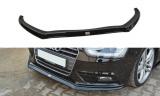 Spoiler pod přední nárazník Audi A4 B8 Facelift 2011-2015