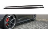 Nástavce prahů AUDI RS3 8V FACELIFT SPORTBACK 2017-