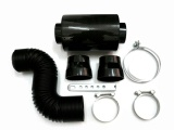 Universální kit sání karbon - včetně filtru a hadic