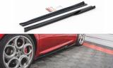 Nástavce prahů Alfa Romeo 4C 2013- 2017