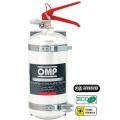 OMP hasící přístroj 2,4l - hliníkový, FIA homologace