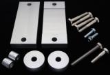 Podložky ProRacing pro zvednutí motoru o 20mm - VAG platforma Mk4 1.8T/1.9TDi/2.0/VR6