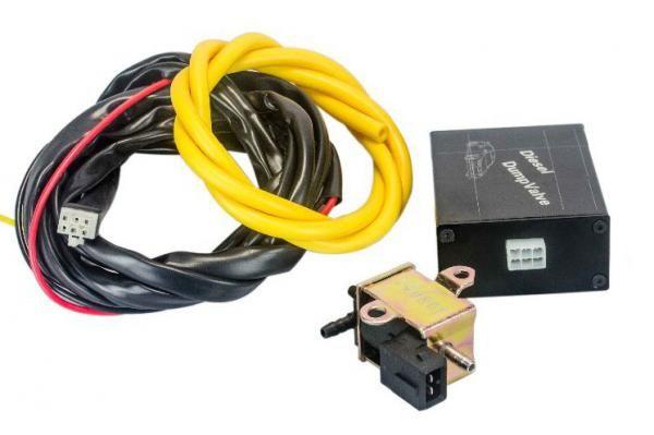 Jap Parts Instalační kit pro blow off ventil - dieselové / naftové motory / TDI (open loop)