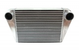 Intercooler FMIC 625 x 350 x 76mm (450 x 350 x 76mm) - výstupy 76mm