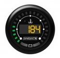 Přídavný budík Innovate Motorsports MTX-D - teplota vody + volmetr