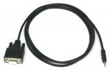 Programovací kabel se sériovým portem a stereo jack 2,5mm Innovate Motorsports k připojení interfacu k PC