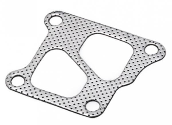 Těsnění na výfukové svody k turbu Mitsubishi Lancer Evo 4/5/6/7/8/9 2.0 4G63 - grafitové Turbo Parts