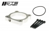 Adaptér na škrtící klapku CTS Turbo na vstřikování vody a metanolu pro motory VW / Audi / Seat / Škoda FSI / TFSI / TSI
