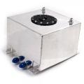 Závodní hliníková palivová nádrž 30l (racing fuel tank) se senzorem na ukazatel stavu paliva