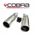 Koncovky výfuku Cobra Sport Land Rover Range Rover Sport (05-09) - kulaté