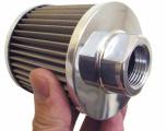 Oddechový filtr HPP určený k navaření