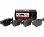 Brzdové destičky přední Hawk HP Plus Ford Focus Mk2 (05-07) / Focus Mk3 (12-14)