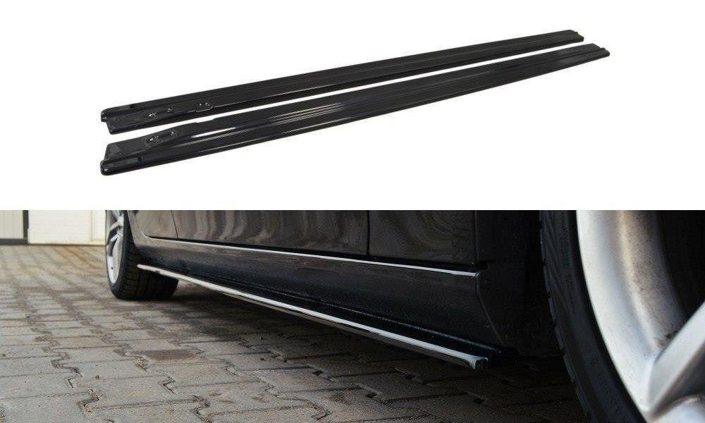 Nástavce prahů Audi A4 B8/B8 FL 2008-15 Audi A4 S-Line B8/B8 FL 2008-15 Audi S4 B8/B8 FL 2008-15 Maxtondesign