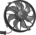 Vysoce výkonný ventilátor Spal - sací, průměr 305mm