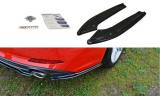 Boční spoiler pod zadní nárazník Audi A5 S-Line F5 Coupe 2016 -