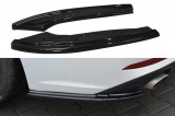 Boční spoiler pod zadní nárazník Audi A5 S-Line F5 Sportback 2016 -