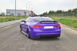 Boční spoiler pod zadní nárazník Audi RS5 8T / 8T Facelift 2010-2016 Maxtondesign
