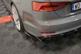 Boční spoiler pod zadní nárazník Audi S5 F5 Coupe 2017 -
