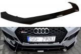 Spoiler pod přední nárazník Audi RS5 F5 Coupe/Sportback 2017 -