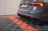 Středový spoiler pod zadní nárazník Audi S5 F5 Coupe/Sportback 2017 -