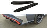Boční spoiler pod zadní nárazník Audi RS6 C7 2013 -
