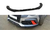 Spoiler pod přední nárazník Audi RS6 C7 2013-2014 Audi RS6 C7 Facelift 2014-2017