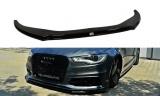 Spoiler pod přední nárazník Audi S6 C7 2012-2014 Audi A6 S-Line C7 2011-2014