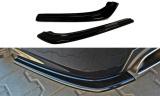 Boční spoiler pod zadní nárazník AUDI S8 D3 2006 - 2010