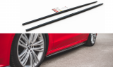 Nástavce prahů Audi A7 C8 S-Line 2017 -