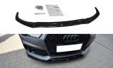 Spoiler pod přední nárazník Audi RS7 C7 Facelift 2014-2017
