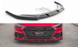 Spoiler pod přední nárazník Audi A7 C8 S-Line 2017 -