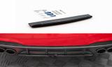 Středový spoiler pod zadní nárazník Audi A7 C8 S-Line 2017 -
