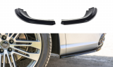Boční spoiler pod zadní nárazník Audi SQ5 MkII 2017- Audi Q5 S-line MKII 2017-