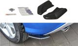 Boční spoiler pod zadní nárazník Audi Q2 Mk1 Sport 2016-