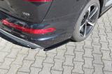 Boční spoiler pod zadní nárazník Audi SQ7 Mk.2 2016-2019 Audi Q7 S-Line Mk.2 2015-2019
