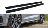 Nástavce prahů Audi SQ5 MkII 2017- Audi Q5 S-line MkII 2017-