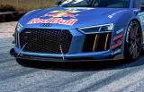 Spoiler pod přední nárazník Audi R8 Mk2 2015-2018