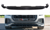 Spoiler pod přední nárazník Audi Q8 S-line 2018-
