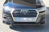 Spoiler pod přední nárazník Audi SQ7 Mk.2 2016-2019 Audi Q7 S-Line Mk.2 2015-2019