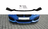 Spoiler pod přední nárazník BMW 1 F20/F21 M-Power FACELIFT 2015 -