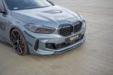 Spoiler pod přední nárazník BMW 1 F40 M-Pack 2019 - Maxtondesign