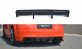 Středový spoiler pod zadní nárazník Audi TT RS 8S 2016 -