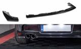 Středový spoiler pod zadní nárazník BMW 1 E81/ E87 M-PACK FACELIFT 2007- 2011