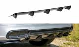 Středový spoiler pod zadní nárazník Audi SQ5 MkII 2017- Audi Q5 S-line MkII 2017-