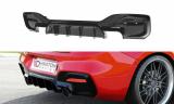 Středový spoiler pod zadní nárazník Bmw 1 F20/ F21 Facelift M-Power 2015-